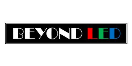 The Beyond LED brand logo