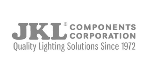 The JKL corporation's brand logo