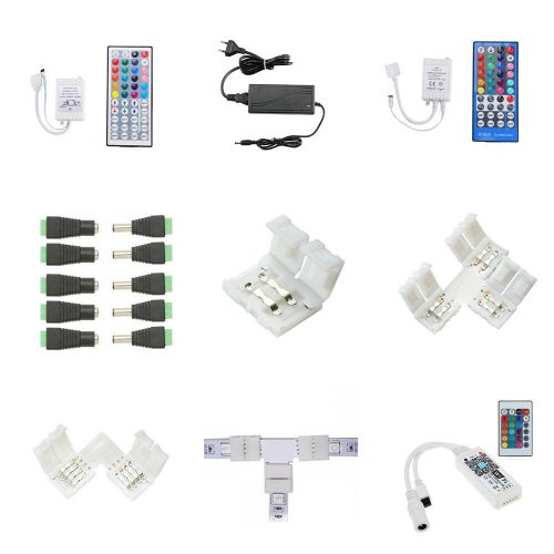 Assorted LED accessories