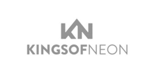 the Kings Of Neon brand logo